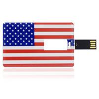 Wholesale usb flash drives gb online - Brand NEW Card series USA Flag USB Flash Drive gb gb16gb gb gb gb gb Usb Pen Drive EU095
