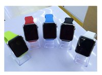 Wholesale Iwatch For Sale - 1pcs sale! Bluetooth Smart Watch A1 Wrist WatchDZ09 U8 Sport iwatch style watch for IOS Apple Android Samsung smartphone