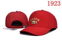 Wholesale Retro Sports Hats - 2017 fashion Retro Casquette visor polo Embroidery bone baseball cap women sport snapback caps drake palace 6 panel god polo hats for men