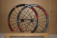 Wholesale Chinese Road Bicycles - 700C 38mm Carbon Wheels Clincher Tubular Road Bike Bicycle Wheels Chinese Cheap Carbon Wheels Racing Wheelset