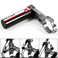 Novo guindaste de ciclismo Gub G -329Carbon Bike Extender Mount Bike Bicycle Light Bracket Acessórios para bicicletas Hot