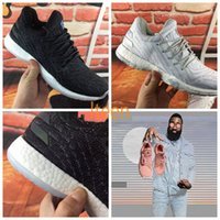 Wholesale Fabric Life - Real Boost Harden LS Night Life Mens Basketball Shoes Fast Life Fashion Primeknit James Harden Shoes LS Outdoor Sports Training Sneakers