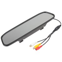 Wholesale Factory direct sales inch rearview mirror display bundled reversing car rearview mirror display LCD display