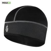 Wholesale Black Riding Hat - WOSAWE Outdoor Cycling Hat Windproof Cold-proof Thermal Riding Cap ciclismo gorras Indeal for Motorcycles MTB Riding Skiing Hat BC321