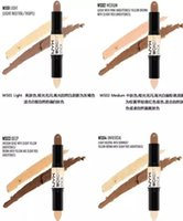 Wholesale Pick Sticks - Good NYX concealer Wonder stick highlights and contours shade stick Light Medium Deep Universal Pick up mixed available NAKED LORAC kylie
