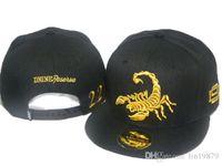 Wholesale dnine reserve hats resale online - D9 DNINE RESERVE scorpion leather swag brand snapback caps hiphop cap baseball hat hats for men snapbacks bone aba reta gorras toca bones