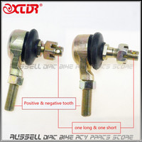 Wholesale Wholesale Rod Ends - Wholesale- Joint Ball U-joint 10mm M10 Ball Head Tie Rod End for ATV Quad Turn joint ball rod Spare Parts