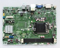 Wholesale motherboards for hp - For HP 110-023W IPM61-TB H61 Intel Desktop Motherboard 712291-001 717070-501 717070-601 S115X Intel Systemboard