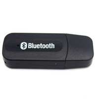 ingrosso bluetooth dongle per android-All'ingrosso-3.5mm Jack USB senza fili Bluetooth Music Receiver Dongle adattatore per Aux Car PC per Iphone per Samsung IOS / Telefono Android