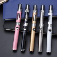Wholesale Cheap Electronic Cigarette Starter Kits - Hot selling Cheap new vape pen E-cig 2017 wholesale electronic cigarette kits starter kits DHL free