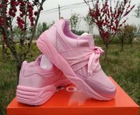 Wholesale Pink Ribbon Shoes - Hot suede basket basket satin black and pink flat shoes casual shoes ribbons bow god shoes 36-40