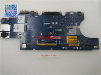 Wholesale Motherboard I5 Laptop - I5-4210U LA-A911P CN-0W6XR4 W6XR4 For Dell Latitude E5550 motherboard Mainboard Fully tested & Working perfect