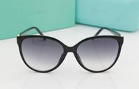 Wholesale High End Sunglasses - 2016 hot new polarized sunglasses eye plus masonry collocation TF4089 fashion high-end atmosphere classic free shipping