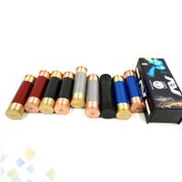 cigarette électronique cuivre mod achat en gros de-AV ABLE MOD Fibre De Carbone Mécanique Mod Haute qualité Clone Cigarette Électronique Fit 18650 batterie Laiton Cuivre Matériel DHL Libre