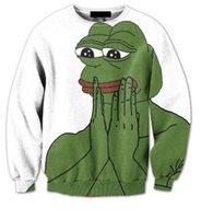 Wholesale Can Sweatshirts - Wholesale- 2017 New Arrival Special Design Sweatshirt Men Character 3D Printed Hoodies Men And Women Can Wear Harajuku Sweatshirt