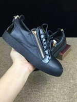 Wholesale Thick Sole Casual Shoe - Italy Originals brand Superstars Party Shoes Men Women Brand casual Spring and summer style High Quality Thick soles Black blue EU Size35-46