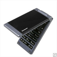 Wholesale Flip Usb - (Lenovo) MA388 GSM dual card dual standby flip phone black big button large volume 3.5 inch large screen 1900mAh large capacity battery