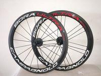 Wholesale G3 Spokes - Bora Ultra 50 50mm G3 spoke clincher glossy 700C Clincher carbon bicycle wheelset, s-ram carbon wheels