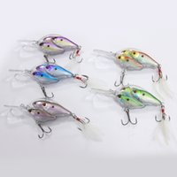 Wholesale Fish Trap Lures - Fishing Lure Body Lipless Trap High Imitation Cluster of Fish Bait Five Colors Fishing Tackle 1pc