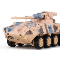 Wholesale Remote Control Cannon - RC Tank 27 40M Infrared RC Battle Tiger Tank Cannon & Remote Control Tank Fort Rotate Fighting