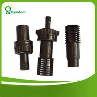 Wholesale Fit Tub - Watering Irrigation Garden Water Connectors Hydroponic Indoor Grow Ebb & Flow Extension Tub Outlet Fitting Kit for Plant Germination