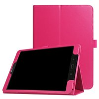 Wholesale China Wholesale S3 - For Samsung Tab S3 9.7 T820 T825 SM-T820 T580 T585 P580 P585 SM-P580 T280 T285 T560 Lichee Folio PU Leather Case Book Cover