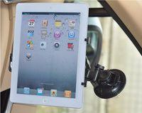 tablet için gps araba montajı toptan satış-XCT-PO12 Evrensel PC GPS Araç Cam Arka Koltuk Kafalık Masa Dağı Tablet Tutucu iPad 2/3/4/5 Tablet Standı