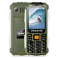 Wholesale Cheap Video Camera Light - VKWorld Stone V3S Older Bluetooth Waterproof 2200mAh Older Camera Waterproof Camera Dual LED Light Email Dual SIM Cheap Cell Phone