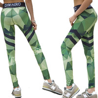 Wholesale Plus Size Winter Print Leggings - Wholesale- Plus Size Gothic Print Leggings Women Fitness Clothing High Elastic Waist Winter Stripe Workout Leggings Quick Dry Pants Women