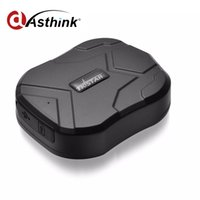 Wholesale car gps for sale - Car GPS Tracker TK905 Vehicle Tracker GPS Locator Waterproof Magnet Standby Days Real Time LBS Position Lifetime Free Tracking