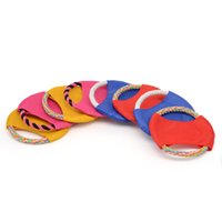 Wholesale New Products Toys - High Quality Soft Flying Flexible Tooth Resistant Outdoor Large Dog Puppy Pets Training Fetch Toy for Pet Chew New Product