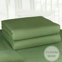 Wholesale Army Green quilt Cotton material can be customized m m Cotton surface filled with Blended cotton Military quality free postage
