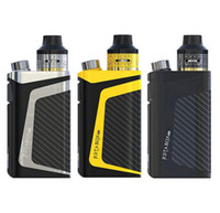 Wholesale mini ibm - Original iJoy RDTA Box Mini Kit 100W with Built-in Li-Po 2600mAh battery 6ML e-juice tank IBM-C2 Coil BOX MOD Vaporizer Kit
