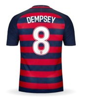 Wholesale Hot Usa - USA Gold Cup Match Jersey 2017,Thailand Quality Jersey Tops,Hot Selling Custom Jersey Online yakuda's Store,10 Pulisic LLOYD 8 DEMPSEY wear