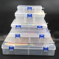 Wholesale Taiwan Tool Brands - Taiwan Freege Brand Tool Storage Box Made by No.5 Plastic (PP) For Storing Screws, Pins, Clips, IC, Components, Tools, Pills etc