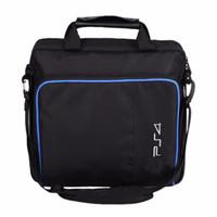 контроллеры playstation ps4 оптовых-Путешествия сумка для хранения чехол защитная сумка Сумка для PlayStation 4 для PS4 консоли контроллера аксессуары