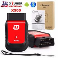 Wholesale Automotive Clear - XTUNER X500 EasyDiag Bluetooth Universal Car Diagnostic Tools With ABS SRS Airbag Read Clear Better Than X431 IDIAG
