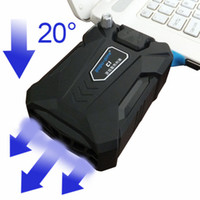 Wholesale Base Notebook - Effective universal Laptop cooler, USB Notebook Cooling fan raditator pad For PC Base Computer Cooling Pad Strengthen Edition