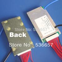 Wholesale Lifepo4 Balance - 4 Free shipping 16S 48 4 battery PCM 51.2V (16S*3.2V) PCB LiFePO4 battery BMS With the balance function