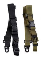 Wholesale 3 Point Sling Adjustable Bungee Tactical Strap System