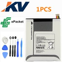 Wholesale Genuine New For Samsung Tab A T350 Battery Replacement with free epacket and repair tool kit