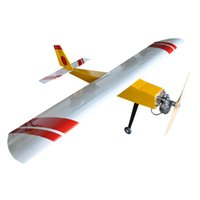 """Wholesale Wood Airplane Models - Wholesale- Flight Model Trainer 90.5"""" 50cc Fixed Wing Airplane Model Balsa Wood Drone Aircraft"""