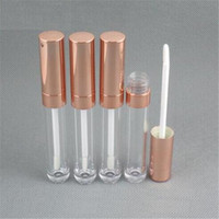 Wholesale wholesale container lip online - 2017 NEW Hight DHL LG093 AS lipgloss bottle high quality lipgloss container ml lip gloss case packaging