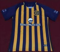 Wholesale Central Homes - 2017 2018 new Thai quality Argentina Rosario Central Club jersey Home away Jose Agustin Coscia Herrera Rosario football shirt