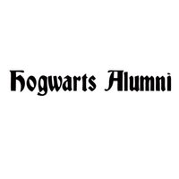 Wholesale Car Color Personality - New Product For Harry Potter Hogwarts Alumni Car Decal Vinyl Personality Interesting Sticker Car Styling Decor