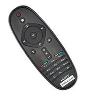 Wholesale Philips Tv Dvd - Wholesale- free shipping 100% original for RC2683204-01 USR FOR PHILIPS TV DVD AUX RC2683204-01 RC2683203-01 REMOTE CONTROL CONTROLLER