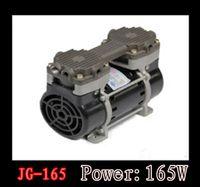 Wholesale High Vacuum Pressure - 50L   MIN 165W 110V (AC) Small AC electric silent oil - free piston vacuum pump oxygen pump