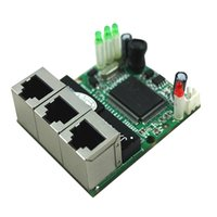 Wholesale Oem Suppliers - Factory direct sell stock china supplier network switches oem 3 port mini ethernet switch module pcb board