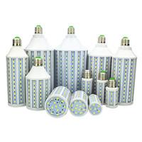 Wholesale flickering led bulbs - E27 E40 10W 20W 25W 30W 40W 60W 80W LED Corn Bulb SMD5730 No Flicker 85V-265V LED lamp Spotlight For light & lighting