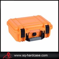 Wholesale hard plastic air drop case without foam strong equipments case
